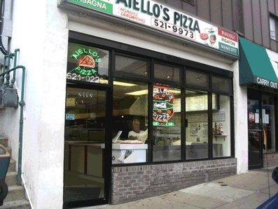 Aiello's versus Mineo's Pittsburgh, PA