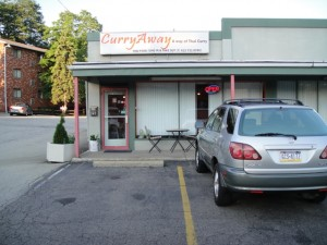 Curry Away, Edgewood