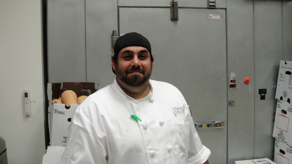 Executive Chef, Josh Toney