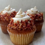 Bacon French Toast Cupcake